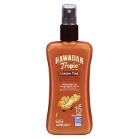 HAWAIIAN TROPIC Golden Tint Spray SPF15