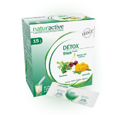 NATURACTIVE Détox Stick - Lot de 2