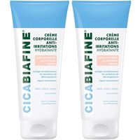 CICABIAFINE Crème Anti-irritations - Lot de 2