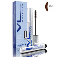 MAVALA Mascara Volume Longueur Waterproof Brun 10ml