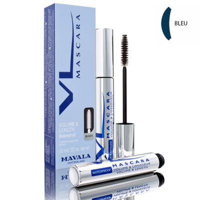 MAVALA Mascara Volume Longueur Waterproof Bleu Nuit 10ml