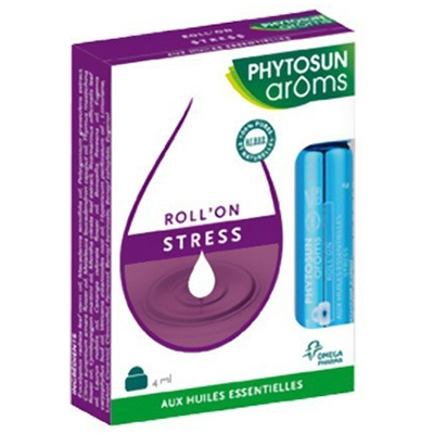 Phytosun Aroms Roll-on Stress