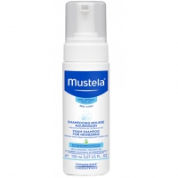 MUSTELA Shampooing Mousse Nourrisson - 150ml