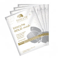 BIOCYTE Mask Gold - Lot de 4