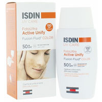 ISDIN UV Care FotoUltra Active Unify Fusion Fluid Color SPF50+ 50ml
