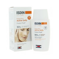 ISDIN UV Care FotoUltra Active Unify Fusion Fluid SPF50+ 50ml