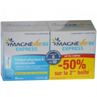 Magnévie B6 Express - Lot de 2