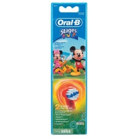 ORAL-B Brossettes Stages Power - Mickey