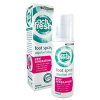 ACTIFRESH Spray Pieds