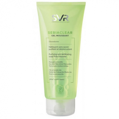SVR Sebiaclear Gel Moussant - 200ml