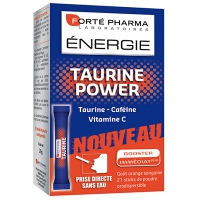 FORTE PHARMA Energie Taurine Power - Sticks