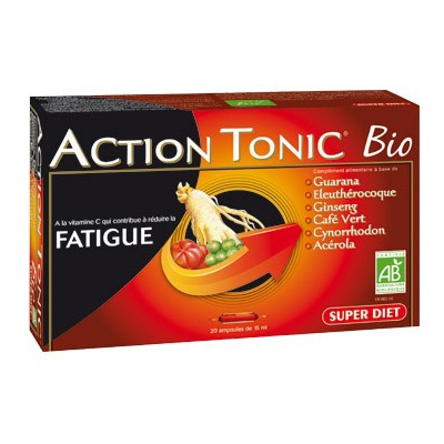 SUPER DIET Action Tonique Bio - PROMO