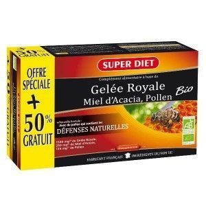 SUPER DIET Gelée Royale - PROMO