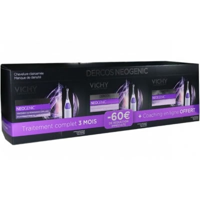 VICHY DERCOS Neogenic Tribox
