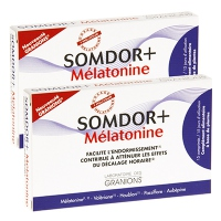 GRANIONS SOMDOR+ Mélatonine - Lot de 2