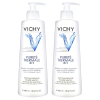 VICHY PURETE THERMALE Solution Micellaire - Lot de 2