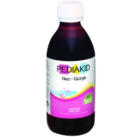 PEDIAKID Sirop Nez Gorge - 250ml
