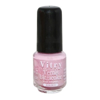VITRY Vernis à Ongles Rose Dragée