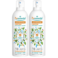PURESSENTIEL Spray Assainissant - 2x500ml