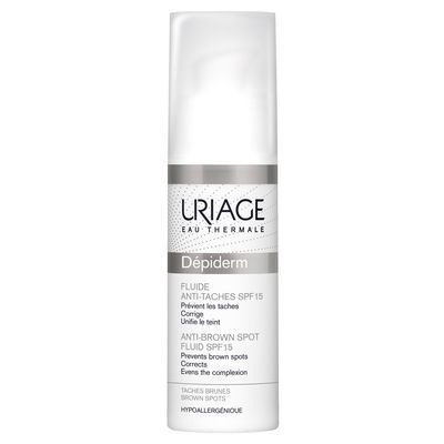 URIAGE Depiderm Fluide Anti-taches SPF15 - 30ml