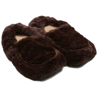 SOFRAMAR Chaussons Bouillotte Choco