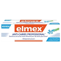 ELMEX Anti-caries Professional Junior