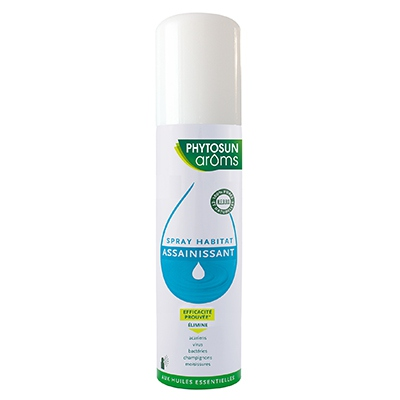 PHYTOSUN AROMS Spray Habitat Assainissant - 400ml