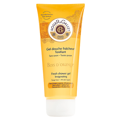 ROGER ET GALLET Bois d'orange Gel Douche - 50ml