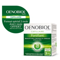 OENOBIOL Capillaire Fortifiant - 180 capsules
