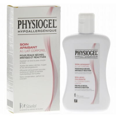 PHYSIOGEL AI Lait Corporel