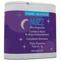 NUIZZ Sommeil 60 microbiogranules
