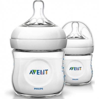 AVENT Natural Biberon 125ml x2