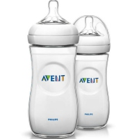 AVENT Natural Biberon 330ml x2