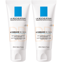 La Roche Posay Hydreane BB Cream Teinte Medium - Lot de 2