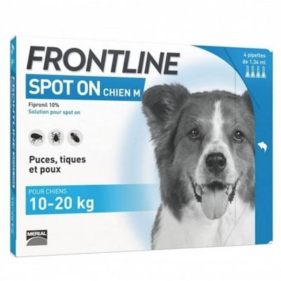 FRONTLINE Spot-on Chien 10-20 kg