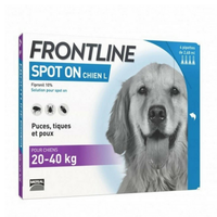 FRONTLINE Spot-on Chien 20-40 kg