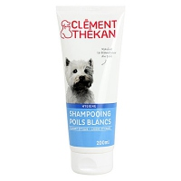CLEMENT THEKAN Shampooing Poils Blancs