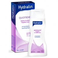 HYDRALIN Quotidien Gel Lavant - 200ml