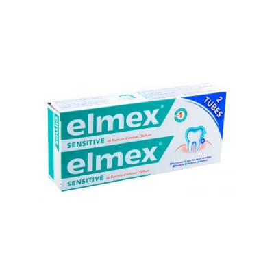 ELMEX sensitive - Lot de 2