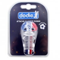 DODIE Attache-sucette Ruban Foot
