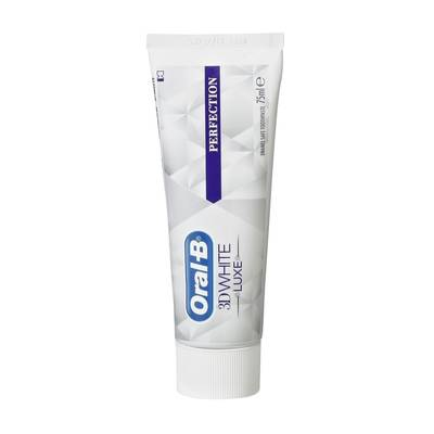 ORAL B 3D White Luxe Perfection Dentifrice 75ml