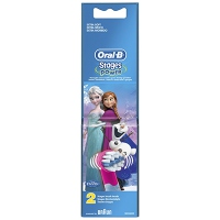 ORAL-B Brossettes Stages Power - Reine des Neiges