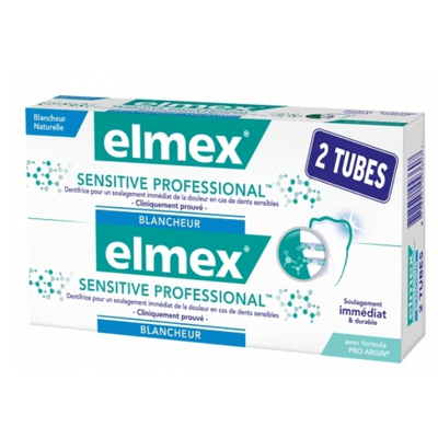 ELMEX Sensitive Professional Blancheur x2