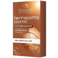 BIOCYTE Terracotta Cocktail Autobronzant