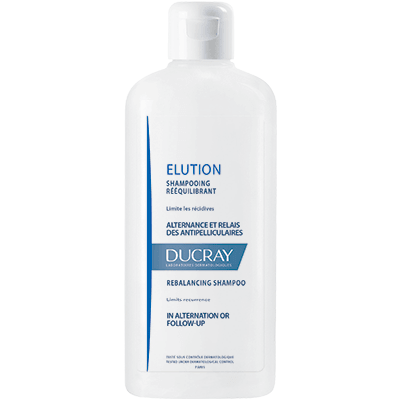 DUCRAY Elution Shampooing Rééquilibrant 400ml