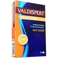 VALDISPERT Mélatonine 1,5mg