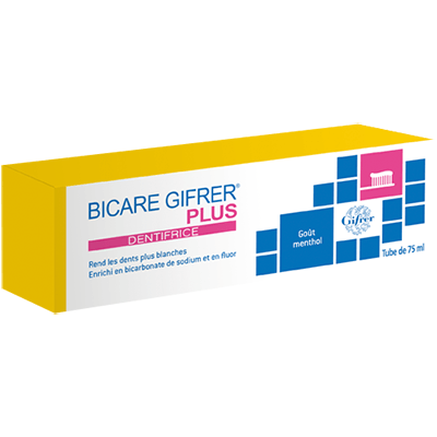BICARE PLUS Dentifrice