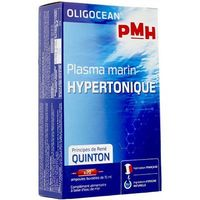 SUPER DIET Plasma Marin Hypertonique - 20 ampoules x 15ml