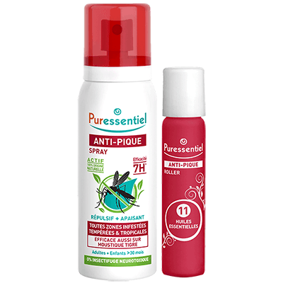 PURESSENTIEL Spray Anti-pique - PROMO
