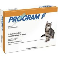 PROGRAM F Chat de 0,8 à 4,5kg